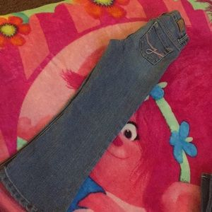 4T blue pair of jeans